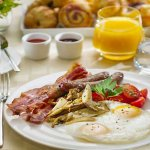 صبحانه ورزشکاران حرفه ای